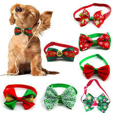 Best value <b>Christmas Dog</b> Grooming <b>Bows</b> – Great deals on ...