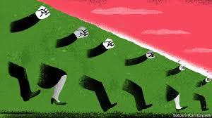 Hedge funds hope the slump will make <b>them</b> relevant <b>again</b>