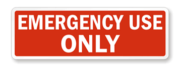 Image result for pictures of sense of emergency