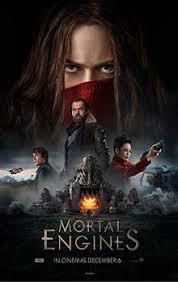 <b>Mortal Engines</b> (film) - Wikipedia