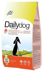 Купить <b>Корм</b> для собак <b>Dailydog Puppy</b> Medium Breed turkey and ...