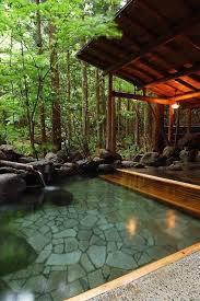 forest plunge pool | <b>Landscape</b> design, Natural home decor, <b>Backyard</b>