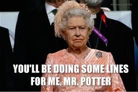 HyperVocal | The 20 Best 'Unimpressed Queen Elizabeth' Meme Pics via Relatably.com