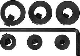 <b>Стопперы для сверел набор</b> 6 шт. 3 4 5 6 8 10 мм - купить в ...