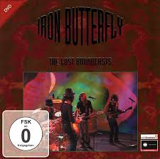 <b>Iron Butterfly</b> - The Lost Broadcasts (2011, DVD)   Discogs