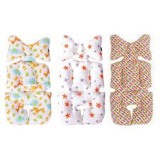 <b>Pad</b> Seat <b>Pillow</b> Cover Thick <b>Printed Baby Stroller</b> Warm | Shopee ...
