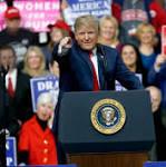 'Keep America Great!' Donald Trump Reveals 2020 Slogan As He Rails Against EU Over Tariffs