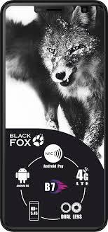 <b>Смартфон Black Fox B7</b> черный 8 ГБ купить по низкой цене ...