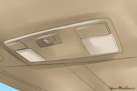 How to Clean the <b>Interior Roof</b> of a <b>Car</b> | YourMechanic Advice