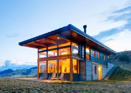 Modern Mountain House 20 Of The Coolest Prefab Homes Youve Ever Seen Prefab Mountain