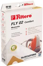 <b>Мешок</b>-<b>пылесборник Filtero FLY 02</b> Comfort, для Rowenta, Hoover ...