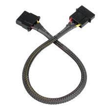 <b>Кабель Akasa 4pin</b> Molex PSU cable extension 30см (AK-CBPW02 ...