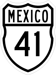 Mexican Federal Highway 41