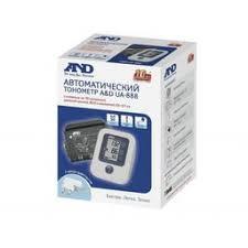 <b>Тонометр</b> автоматический AND <b>UA</b>-<b>888 AC с</b> адаптером и ...