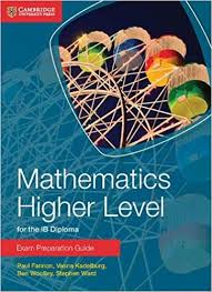 Mathematics <b>Higher Level</b> for the IB Diploma Exam Preparation Guide