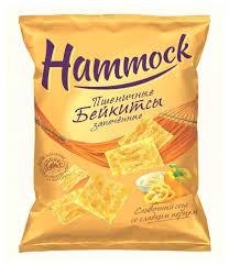 Калорийность продукта <b>Бейкитсы</b> пшеничные <b>Hammock</b> со ...