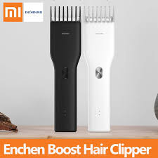 Xiaomi <b>Enchen</b> Boost USB <b>Electric Hair Clipper</b> Trimmer Two Speed ...