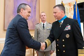 u s department of defense photo essay gerard araud left french ambassador to the united states shakes hands u s