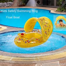 Mesuca Super-K Baby Safety Swimming Ring Float Seat Boat ...