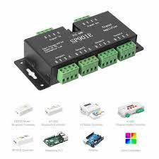 <b>SP901E</b> LED Pixel Strip WS2812B WS2811 ETC <b>SPI Signal</b> ...