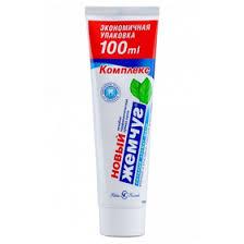 <b>Зубная паста Невская косметика</b> «Новый жемчуг», с сильным ...
