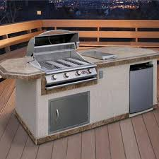 Prefab Outdoor Kitchen Island Kitchen Prefab Outdoor Kitchen Intended For Inspiring Prefab