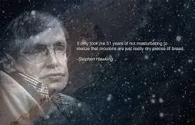Stephen Hawking music video - Satisfaction : videos