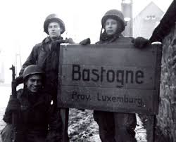 battle of the bulge essayduring the closing of the battle of the bulge  the crew of a self