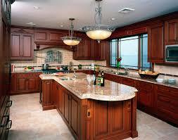 kitchen cabinets with granite countertops:  cherry kitchen cabinets with granite countertops  photos ideas in cherry kitchen cabinets with granite countertops