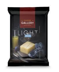 Купить <b>Сыр CHEESE GALLERY Light</b> 20% кусковой, 250 г в ...