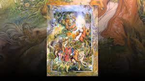 mahmoud farshchian persian painting and miniatures 15751587157815751583 1601158515881670174015751606 mahmoud farshchian persian painting and miniatures