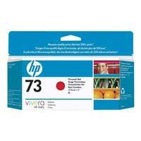 <b>HP 73</b> - <b>chromatic</b> red - original - DesignJet - ink cartridge   Grand ...