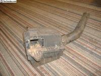 thesamba com vw classifieds parts type 4 411 412 vw 411 412 air filter box housing 1974 914