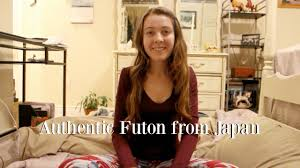<b>Japanese</b> Futon Unboxing + Why I Got One - YouTube