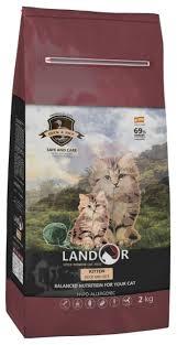 <b>Корм</b> для кошек <b>Landor Kitten</b> — купить по выгодной цене на ...