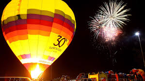 Spooktacular Hot Air <b>Balloon Festival</b> is trick-or-treating with a twist