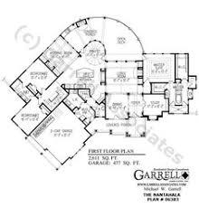 handicap house plans   photos   Handicapped Style House Floor    Nantahala Cottage House Plan     st Floor Plan  Craftsman Style House Plans
