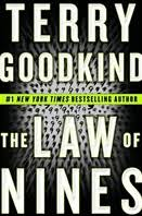 "<b>Terry Goodkind ""The Law</b> of Nines"" Signed Book"