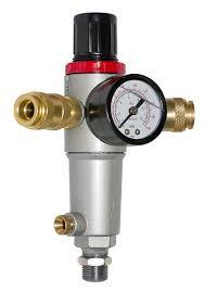 <b>Фильтр</b> с регулятором давления <b>FR</b>-<b>003</b> с манометром <b>FUBAG</b> ...