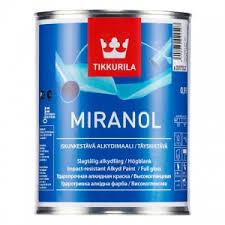 Tikkurila <b>Miranol</b> / Тиккурила <b>Миранол эмаль алкидная</b> ...