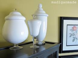 paint your apothecary jars madigan made apothecary furniture collection