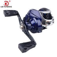 <b>Lieyuwang</b> Casting 15 1bb 7.2:1 Fishing <b>Reels</b> Magnetic Brake ...