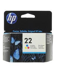 Струйный <b>картридж</b> 22 <b>Tri</b>-<b>Colour</b> (C9352AE) <b>HP</b> 7140492 в ...