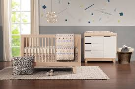 babyletto hudson 3 in 1 convertible crib washed natural babyletto furniture