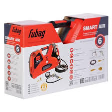 <b>Компрессор Fubag Smart Air</b> + набор из 6 предметов ...