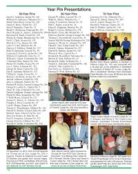 nebraska mason nebraska mason page  70 year member honored by grand master most worshipful grand master tom hauder presented a 70 year membership award to jack e luther on