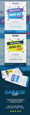 garage flyer by tokosatsu graphicriver garage flyer events flyers