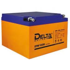 Аккумуляторная <b>батарея Delta DTM</b> 1226 (12V; 26Ah)