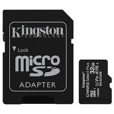 ROZETKA | <b>Карта памяти Kingston</b> microSDHC 32GB <b>Canvas</b> ...