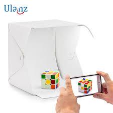 """Buy 24cm 9"""" <b>Portable Mini Folding</b> Lightbox <b>Photography</b> Studio ..."""
